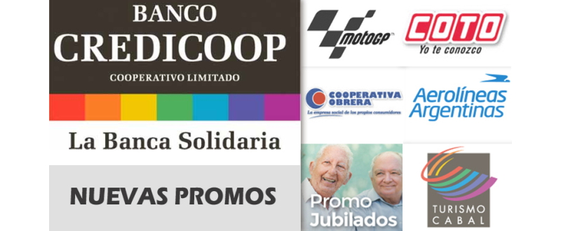 Promos del Banco Credicoop
