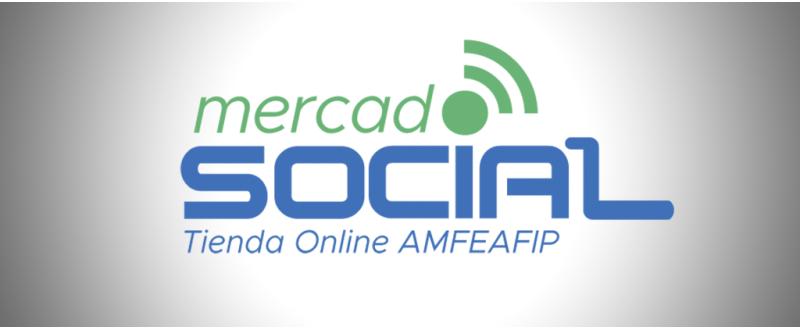 """Tienda Online AMFEAFIP  """"Mercado Social"""""""