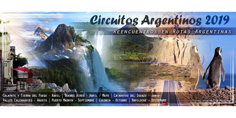 CIRCUITOS ARGENTINOS 2019