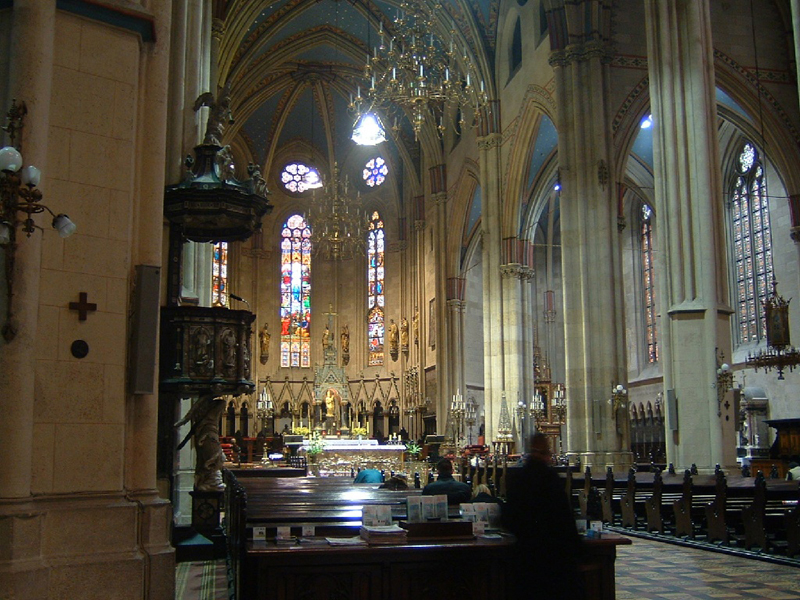 Catedral, Zagreb