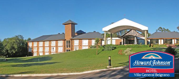 Resultado de imagen para hotel howard johnson villa gral belgrano cordoba