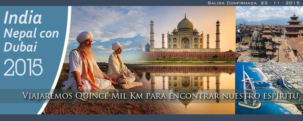 India - Nepal con Dubai