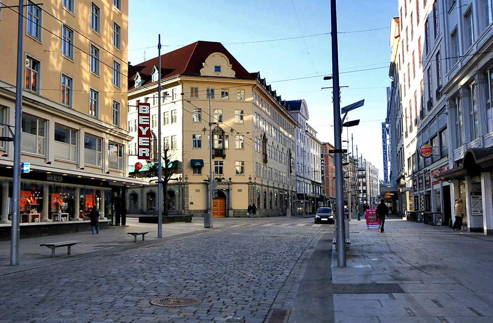Escandinavia 2016