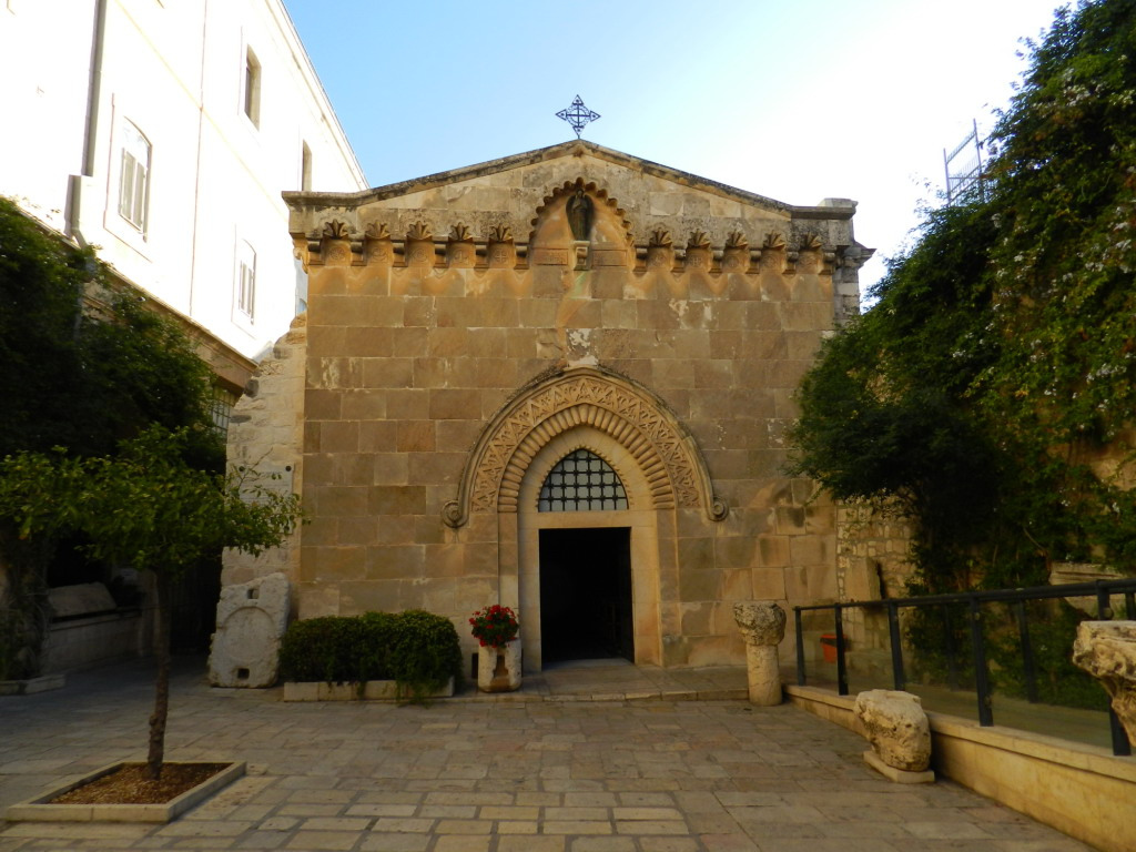 Iglesia de la Flagelacion