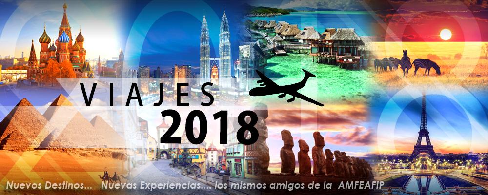 Viajes 2018