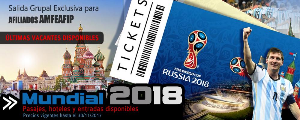 Mundial 2018 - version 2