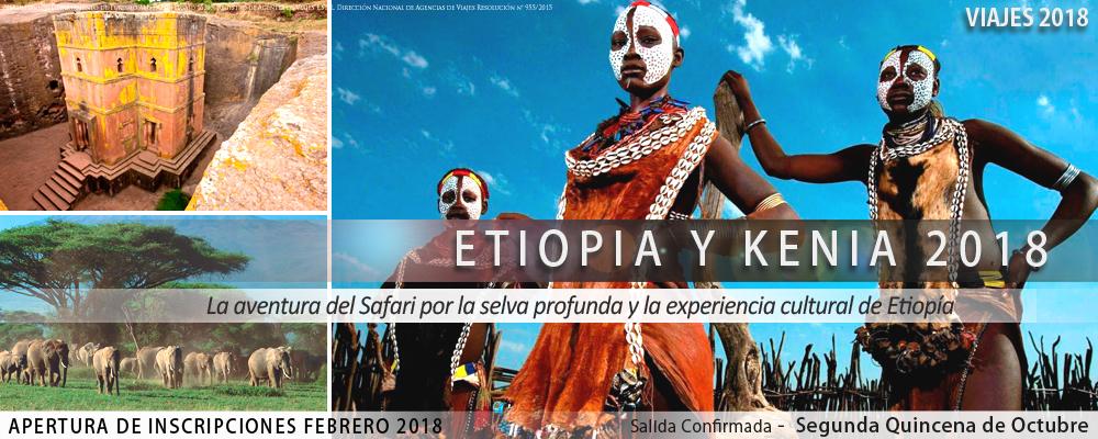 VIAJES 2018 - Etiopia 2018