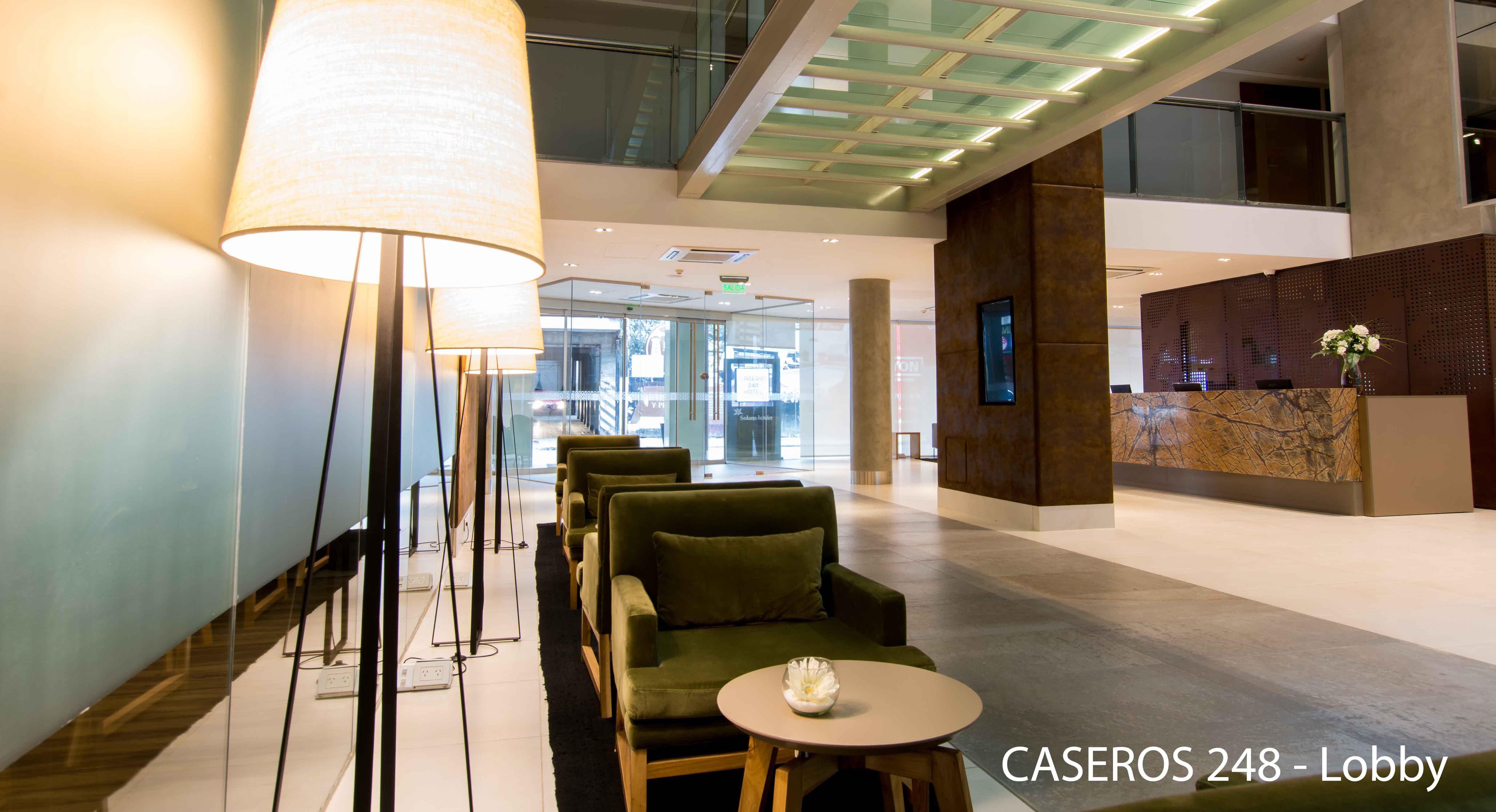 Caseros 248 Hotel- Solans