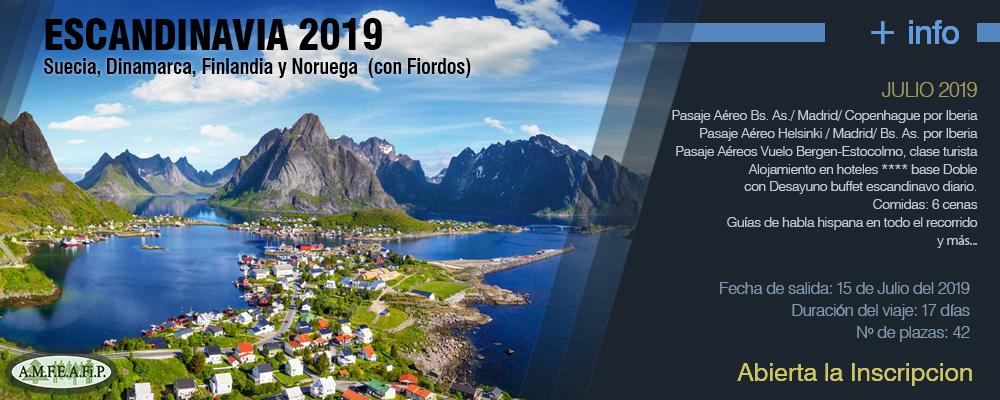 Escandinavia 2019