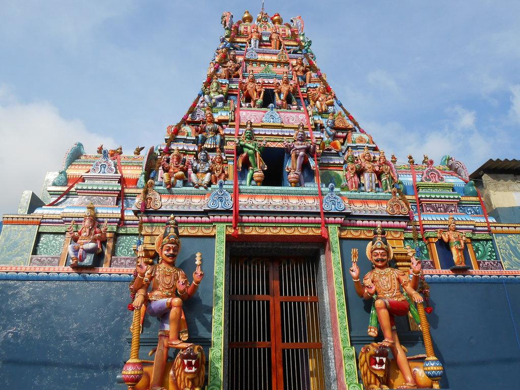 Templo Hindu de Galle