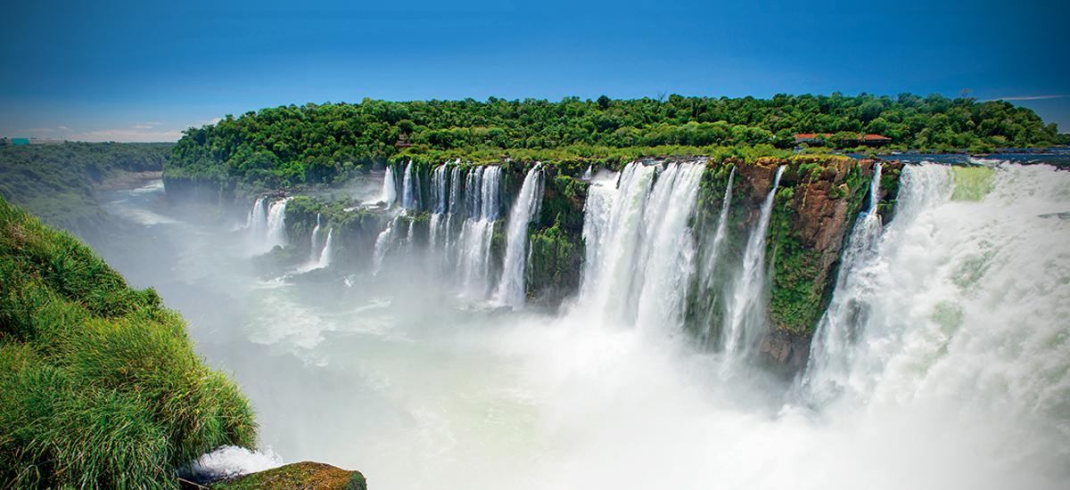 Cataratas del Iguazu 2019