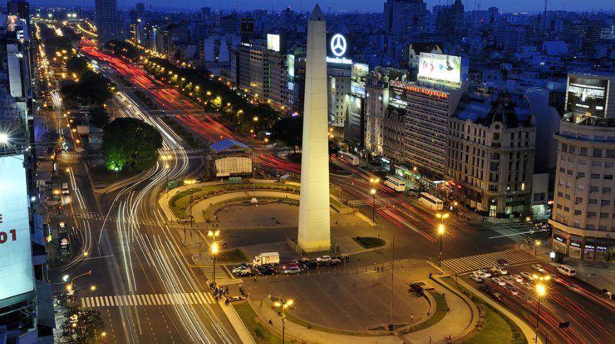 Buenos Aires 2019