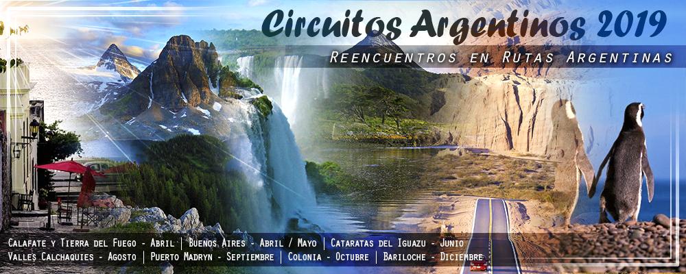 Circuitos Argentinos