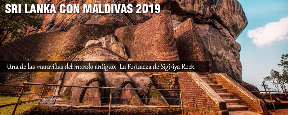 Sri Lanka con Maldivas 2019 - 002