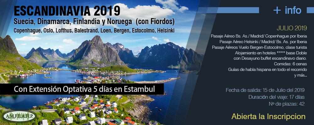 VIAJES 2019 - Escandinavia 2019