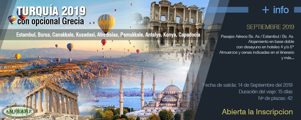VIAJES 2019 - Turquia 2019 - opcion2