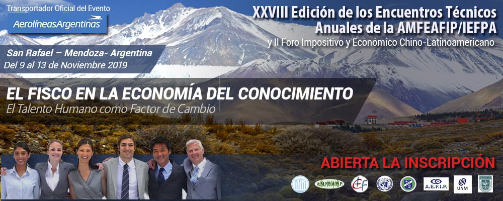 XXVIII Encuentro Anual 2019