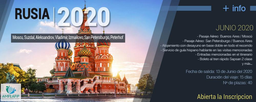 Todo Rusia 2020