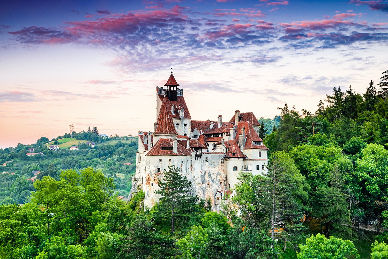 Castillo de Bran - Rumania