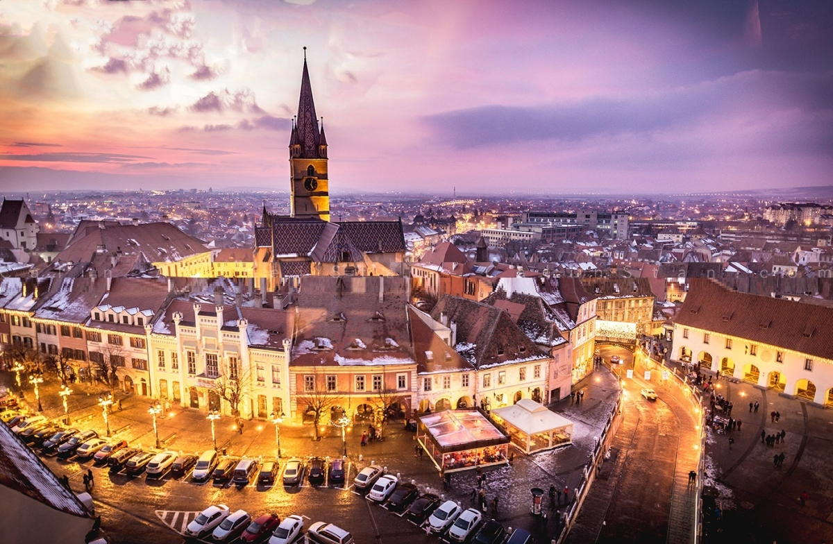 Sibiu - Rumania