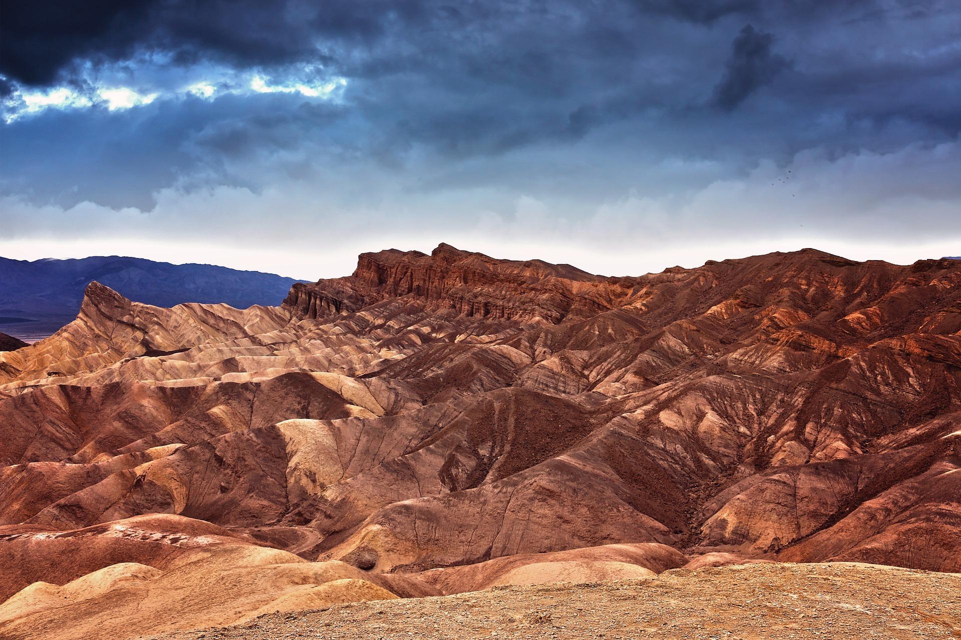 Parque Nacional Valle de la Muerte