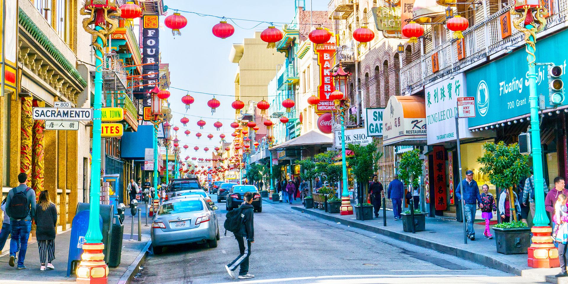 San Francisco - El barrio chino