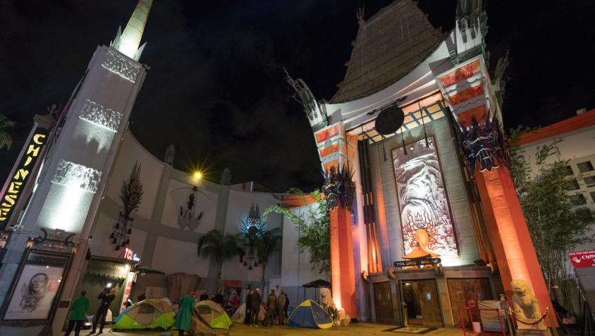 Teatro Chino - Los Angeles