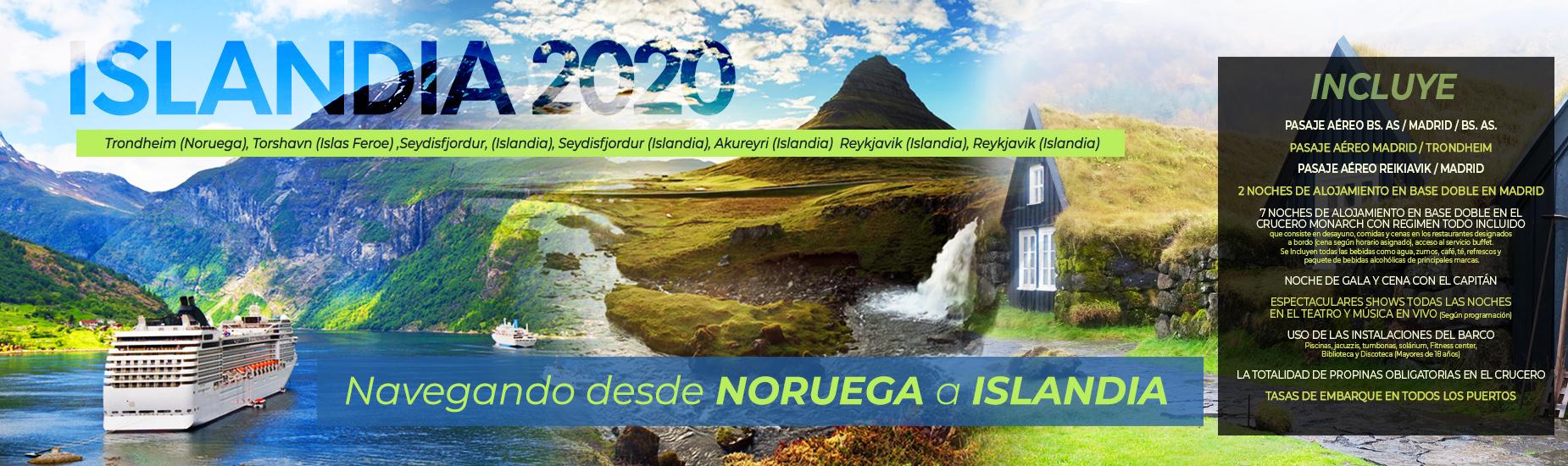 ISLANDIA 2020