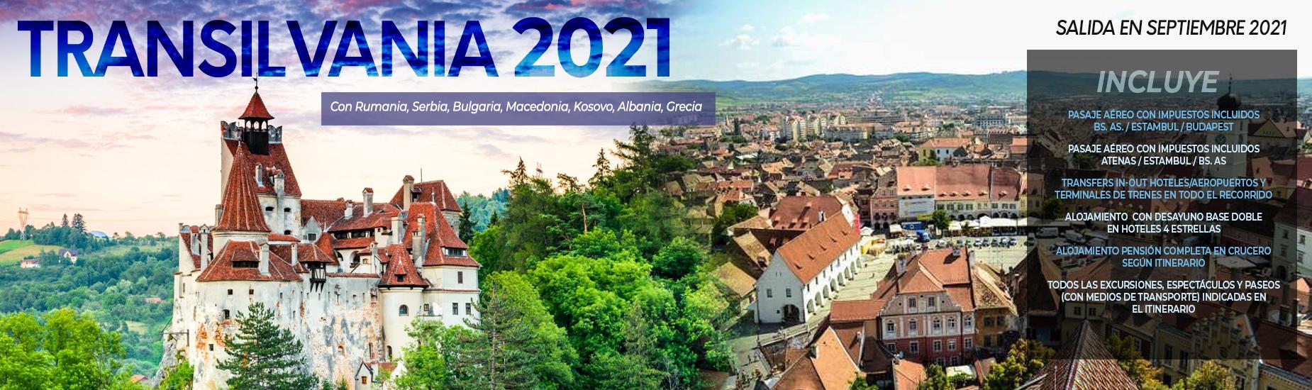 Transilvania 2021