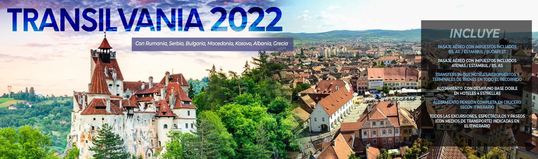Transilvania 2021 - 22